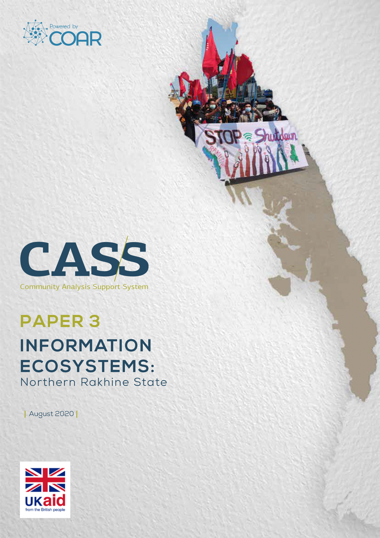 Paper 3: Information Ecosystems in Northern Rakhine State