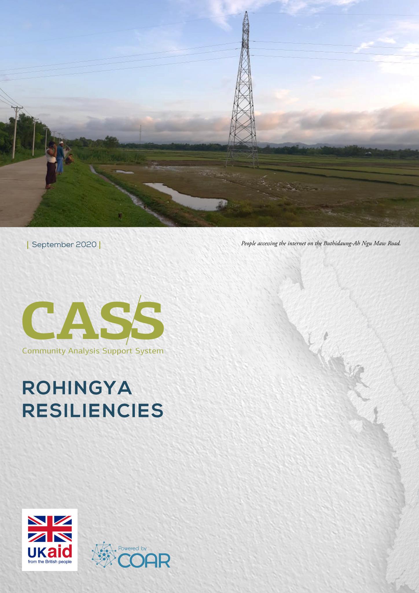 Rohingya Resiliencies