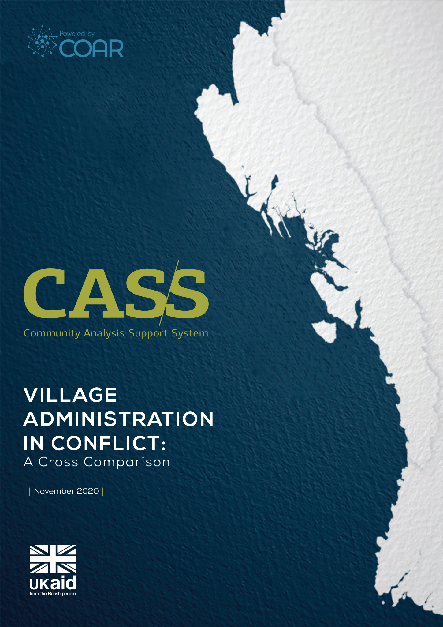 Village Administration in Conflict: A Cross Comparison