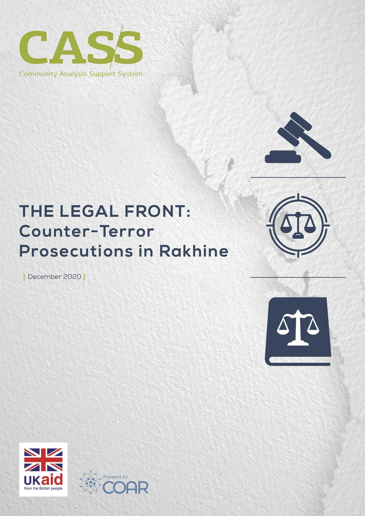 The Legal Front: Counter-Terror Prosecutions in Rakhine